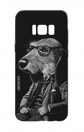 Cover Bicomponente Samsung S8 - Cane elegante