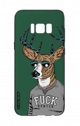 Cover Bicomponente Samsung S8 - Fuck Hunter