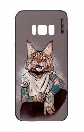 Samsung S8 White Two-Component Cover - Linx Tattoo