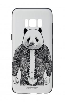 Cover Bicomponente Samsung S8 - Panda Yakuza