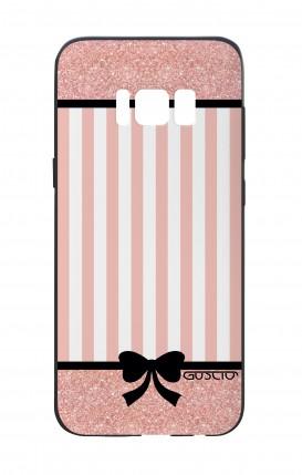 Cover Bicomponente Samsung S8 - Rosa romantico