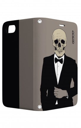 Case STAND Apple iphone 7/8 - Tuxedo Skull