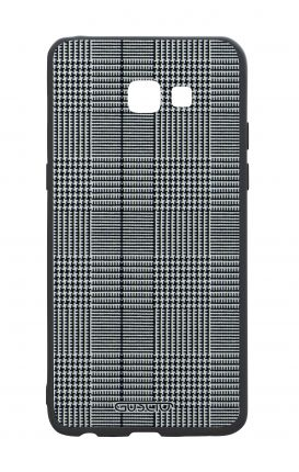 Samsung A5 2017 White Two-Component Cover - Glen plaid