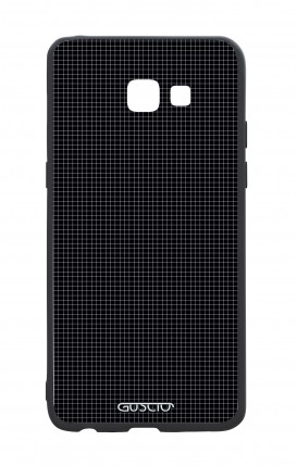 Samsung A5 2017 White Two-Component Cover - Small Checks