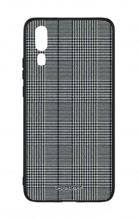 Huawei P20 WHT Two-Component Cover - Glen plaid