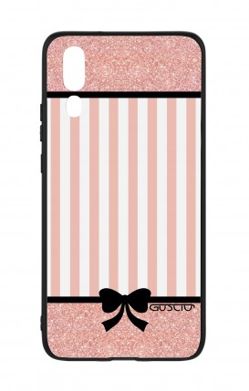 Huawei P20 WHT Two-Component Cover - Romantic pink