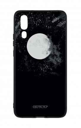 Huawei P20 WHT Two-Component Cover - Moon