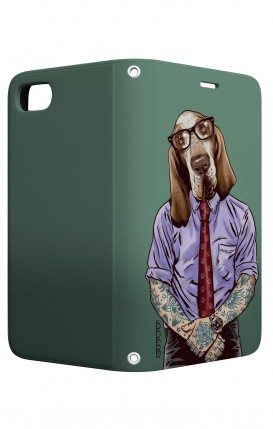 Cover STAND Apple iphone 7/8 - Bracco italiano tatuato