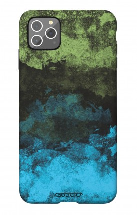 1. Cover Soft Touch Apple iPhone 11 PRO MAX - Mineral BlackLime