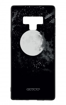 Samsung Note 9 WHT Two-Component Cover - Moon