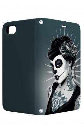 Case STAND Apple iphone 7/8 - Calavera Grey Shades