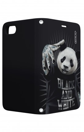 Case STAND Apple iphone 7/8 - B&W Panda