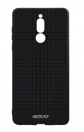 Cover Bicomponente Huawei Mate 10 Lite - Mini quadretti