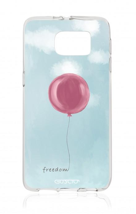 Cover TPU Samsung Galaxy S7 - palloncino della libertà