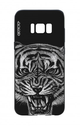 Cover Bicomponente Samsung S8 Plus - Tigre nera
