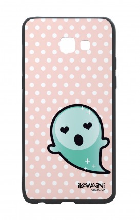 Samsung A5 2017 White Two-Component Cover - Ghost Kawaii