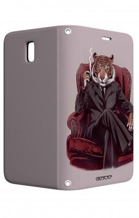 Case STAND Samsung J5 2017 - Elegant Tiger