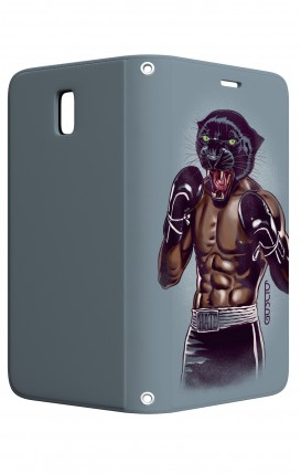 Case STAND Samsung J5 2017 - Boxing Panther