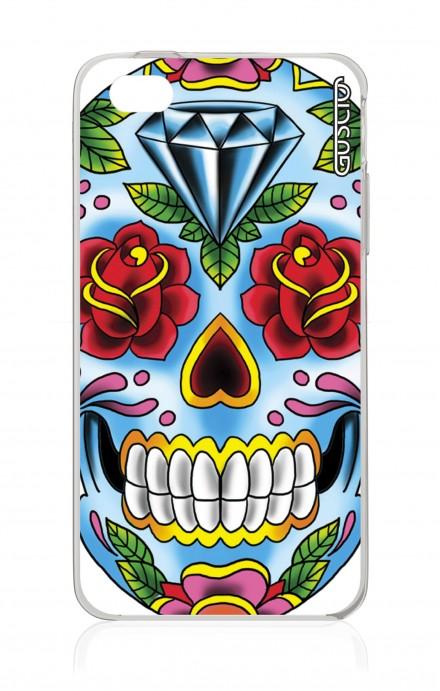 Cover Apple iPhone 4/4S - Calavera Zoom