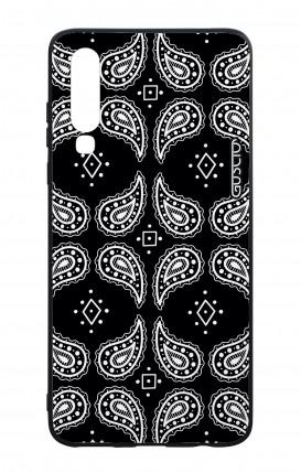 Cover Bicomponente Huawei P30 - Bandana pattern