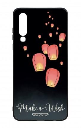 Cover Bicomponente Huawei P30 - Lanterne dei desideri