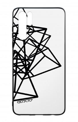 Cover Bicomponente Huawei P30PRO - Figure geometriche