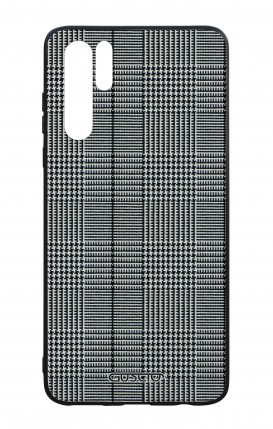 Huawei P30PRO WHT Two-Component Cover - Glen plaid