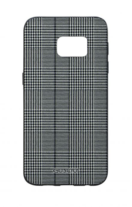 Samsung S7 WHT Two-Component Cover - Glen plaid