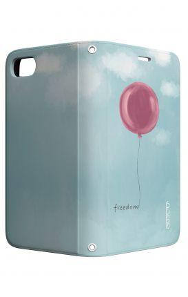 Cover STAND Apple iphone 7/8 - palloncino della libertà