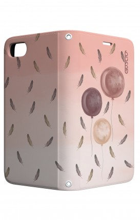 Cover STAND Apple iphone 7/8 - 3 Palloncini rosa