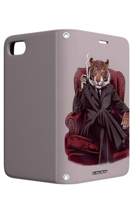 Case STAND Apple iph6/6s - Elegant Tiger