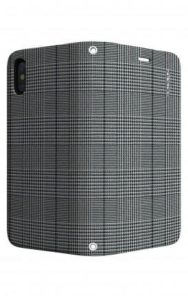 Case STAND Apple iphone X/XS - Glen plaid