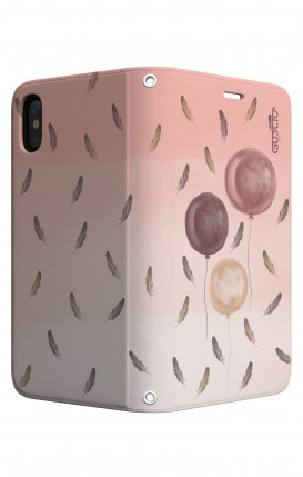 Case STAND Apple iphone X/XS - Light as feathers