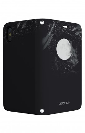 Case STAND Apple iphone X/XS - Moon