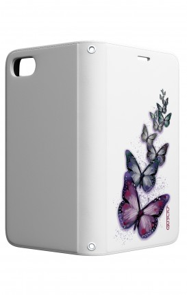 Cover STAND Apple iphone 7/8 - Volo di farfalle