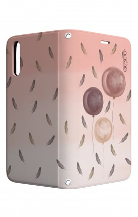 Cover STAND Huawei P20 - 3 Palloncini rosa