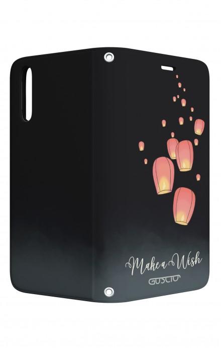 Case STAND Huawei P20 - Make a wish