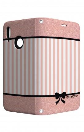 Cover STAND Huawei P20 Lite - Rosa romantico