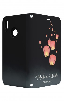 Cover STAND Huawei P20 Lite - Lanterne dei desideri