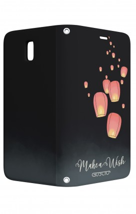 Case STAND Samsung J5 2017 - Make a wish