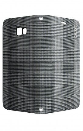 Case STAND Samsung A5 2017 - Glen plaid