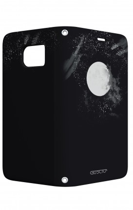 Cover STAND Samsung S7 Edge - Moon