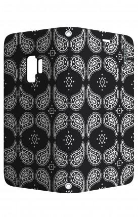 Case STAND Samsung S9 - Bandana pattern