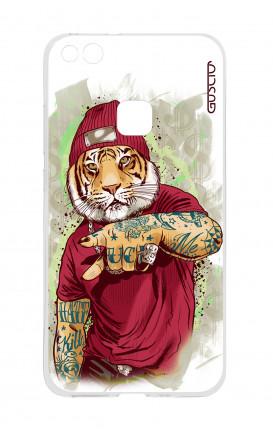 Cover Huawei P9 Lite - WHT Hip Hop Tiger
