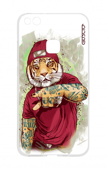 Cover Huawei P9 Lite - WHT Hip Hop Tiger