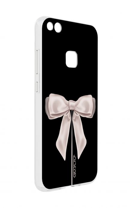 Cover Huawei P9 Lite - Satin White Ribbon
