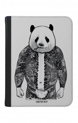 """Cover Universal Tablet Case per 9/10"""" display - Panda Yakuza"""