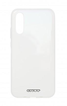 Cover Crystal Samsung A50 Trasparente - Logo
