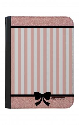 "Cover Universal Tablet Case per 9/10"" display - Rosa romantico"