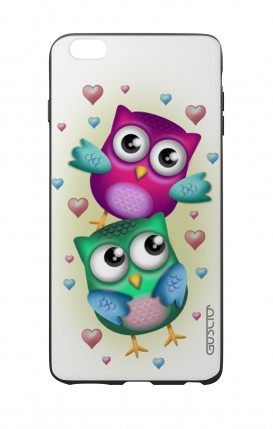 Apple iPhone 6 PLUS WHT Two-Component Cover - New Double Owl